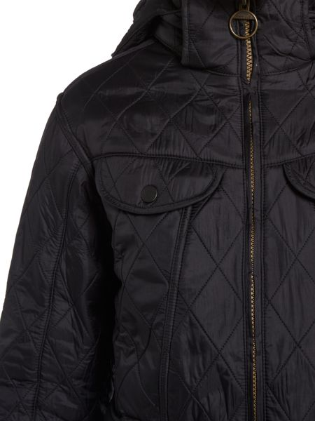 Barbour Grace polarquilt jacket