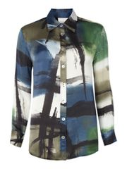 Mary Portas Brush stroke shirt