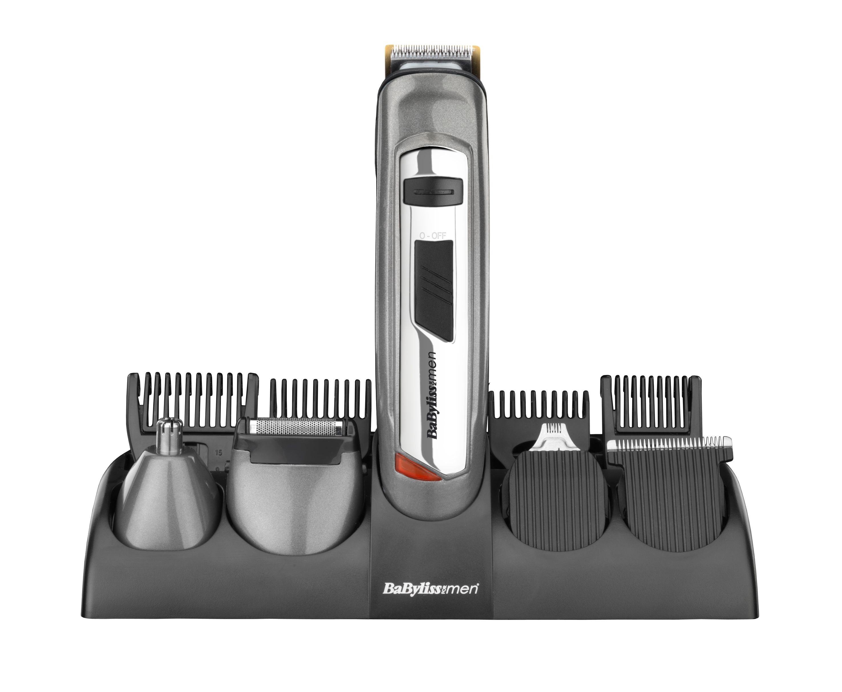 10-in-1 grooming system (model 7235U)