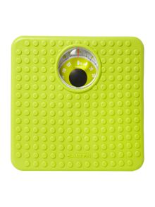 Salter Salter 407 soft touch scales in green