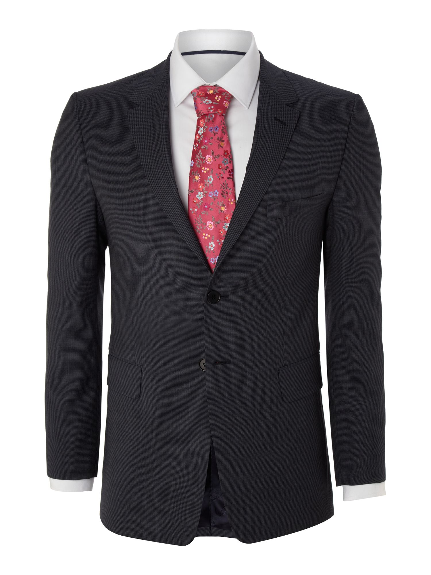Willoughby puppytooth suit