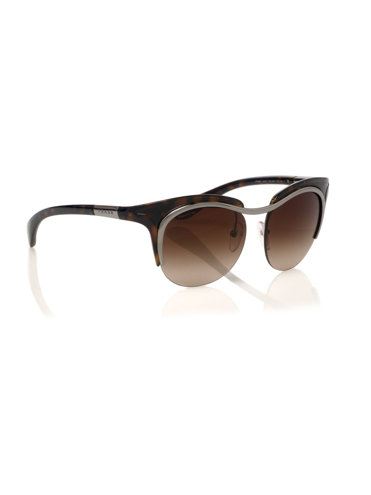 Ladies PR68OS Parallel Universe Havana Sunglasses