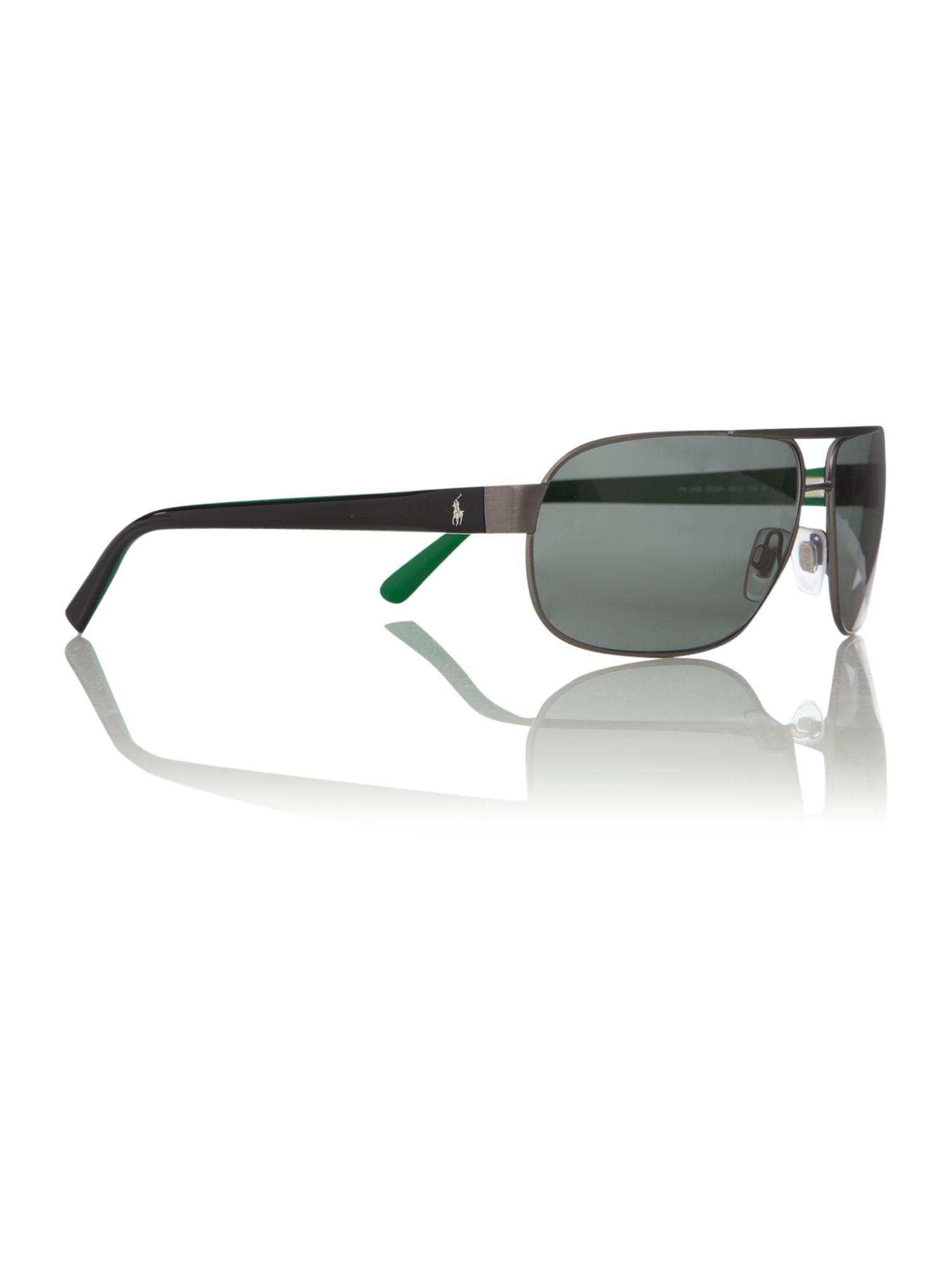 Mens PH3066 Pony Player Gunmetal Sunglasses