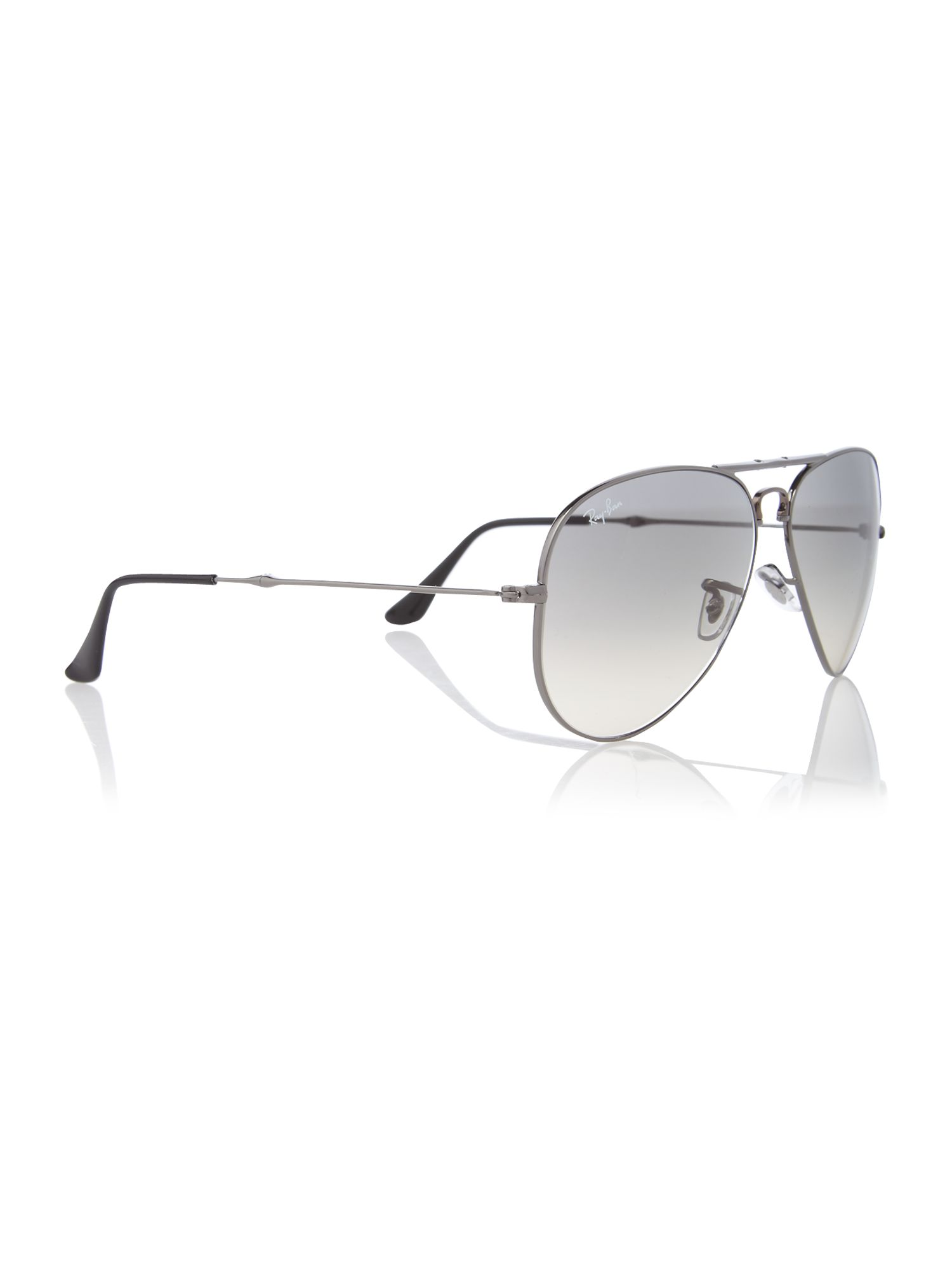 Unisex RB3479 004/32 Folding Aviator Sunglasses