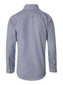 Gant Boys long-sleeved stripe shirt