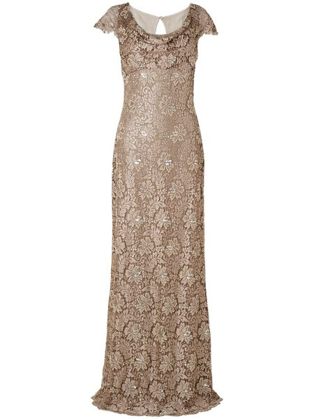 Phase Eight Pippa embellished lace dress