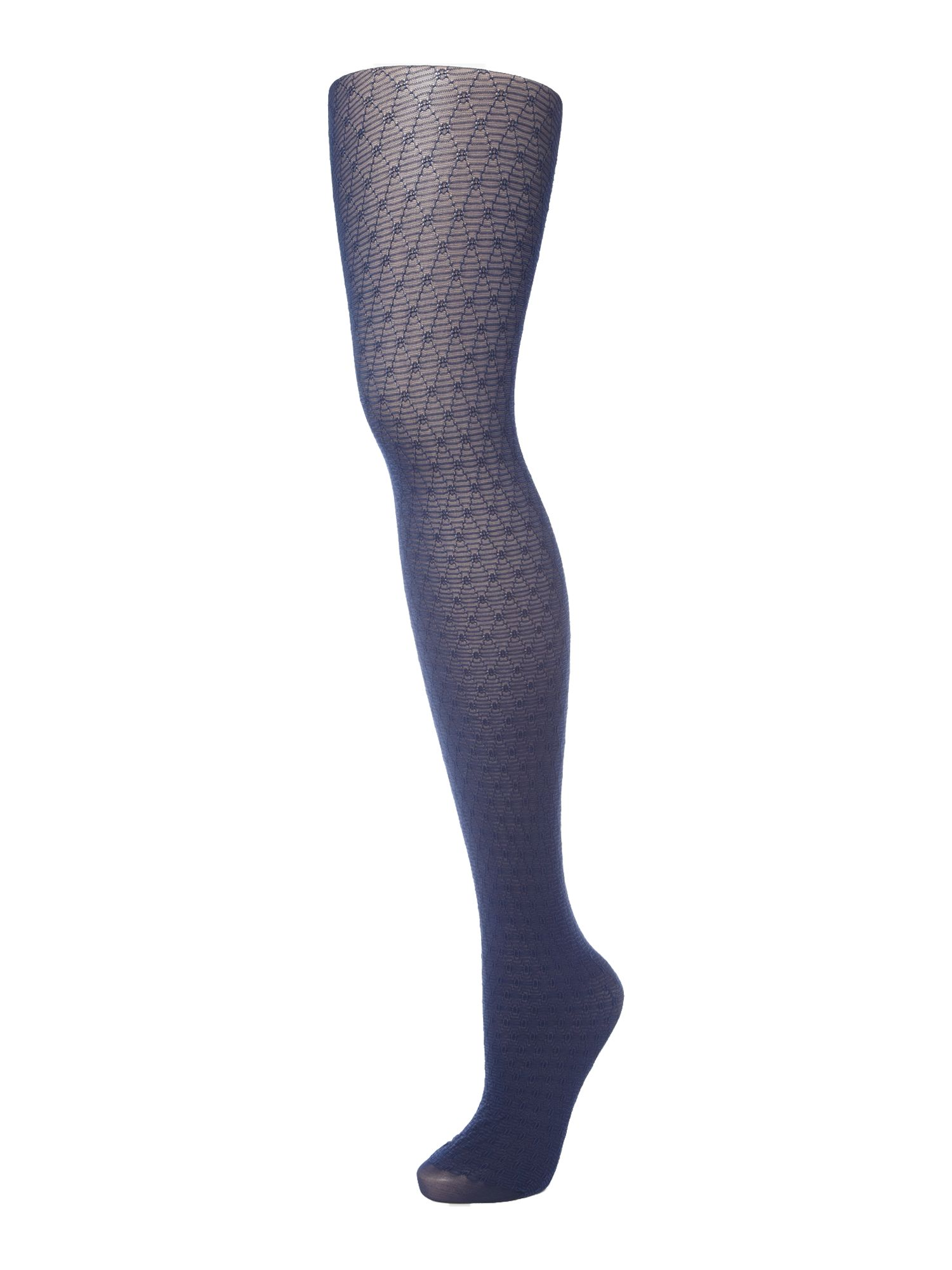 Fine square tights