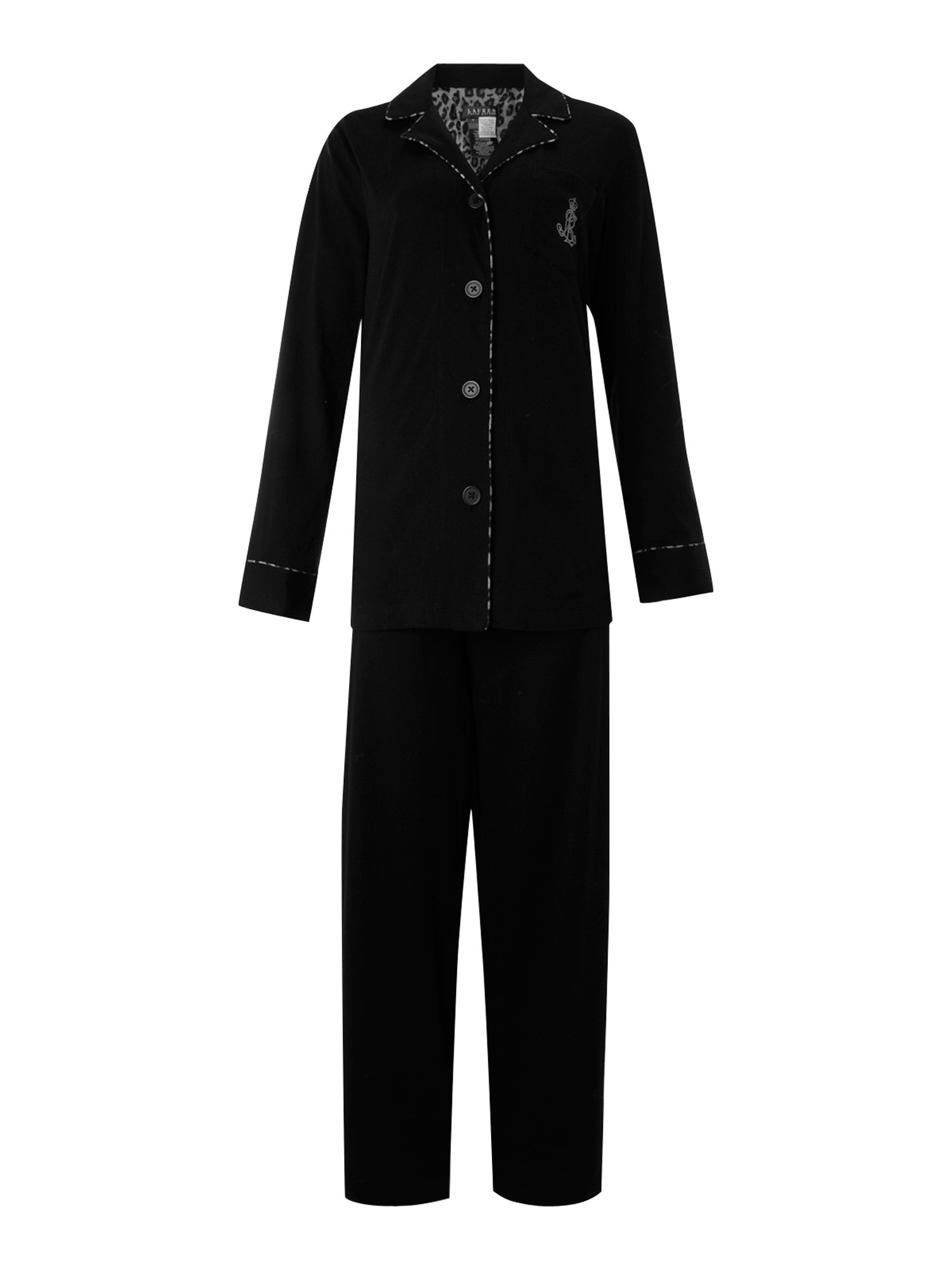Harbour hill inn classic notch collar PJ set