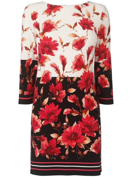 Phase Eight Toria floral tunic
