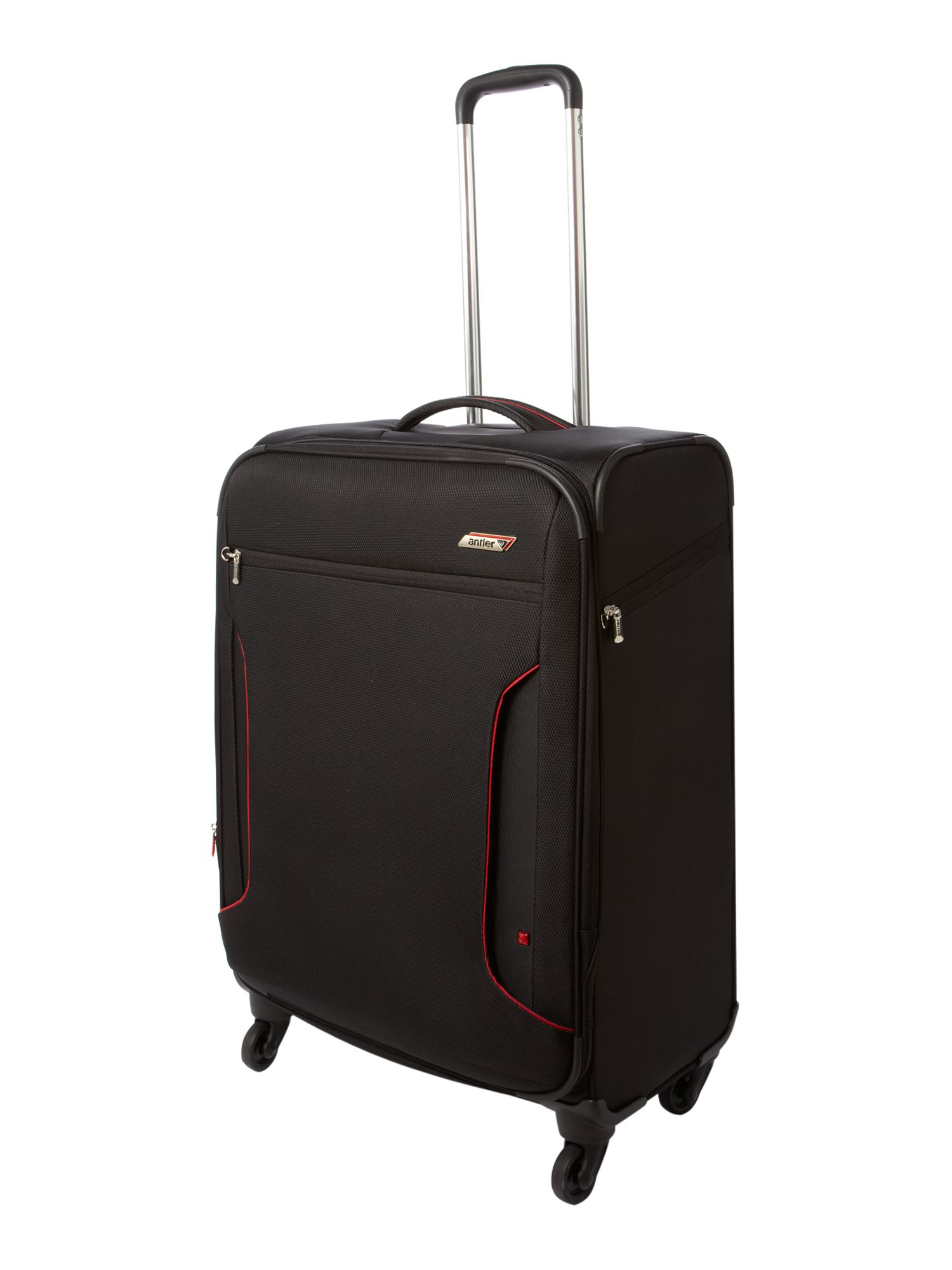Cyberlite Black & Red 70cm 4 Wheel Case