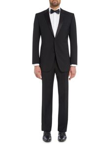 Hugo Boss Stars Glamour regular fit pure wool tuxedo