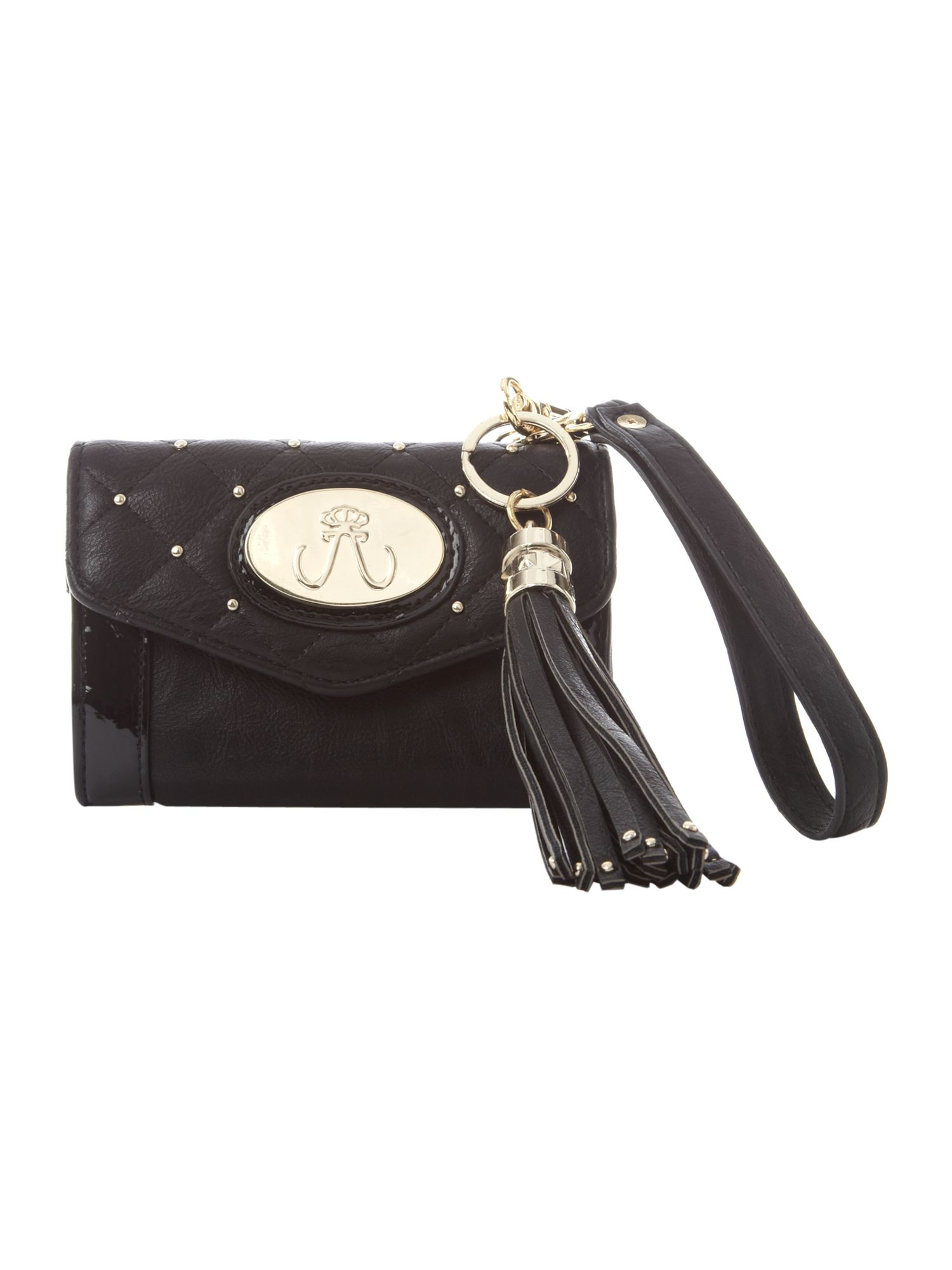 Studded purse and keyring boxset