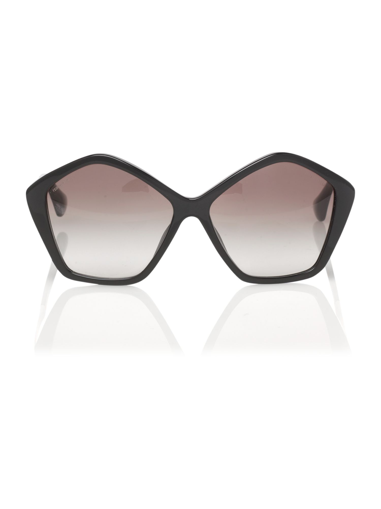 Ladies MU11NS Culte Black Sunglasses