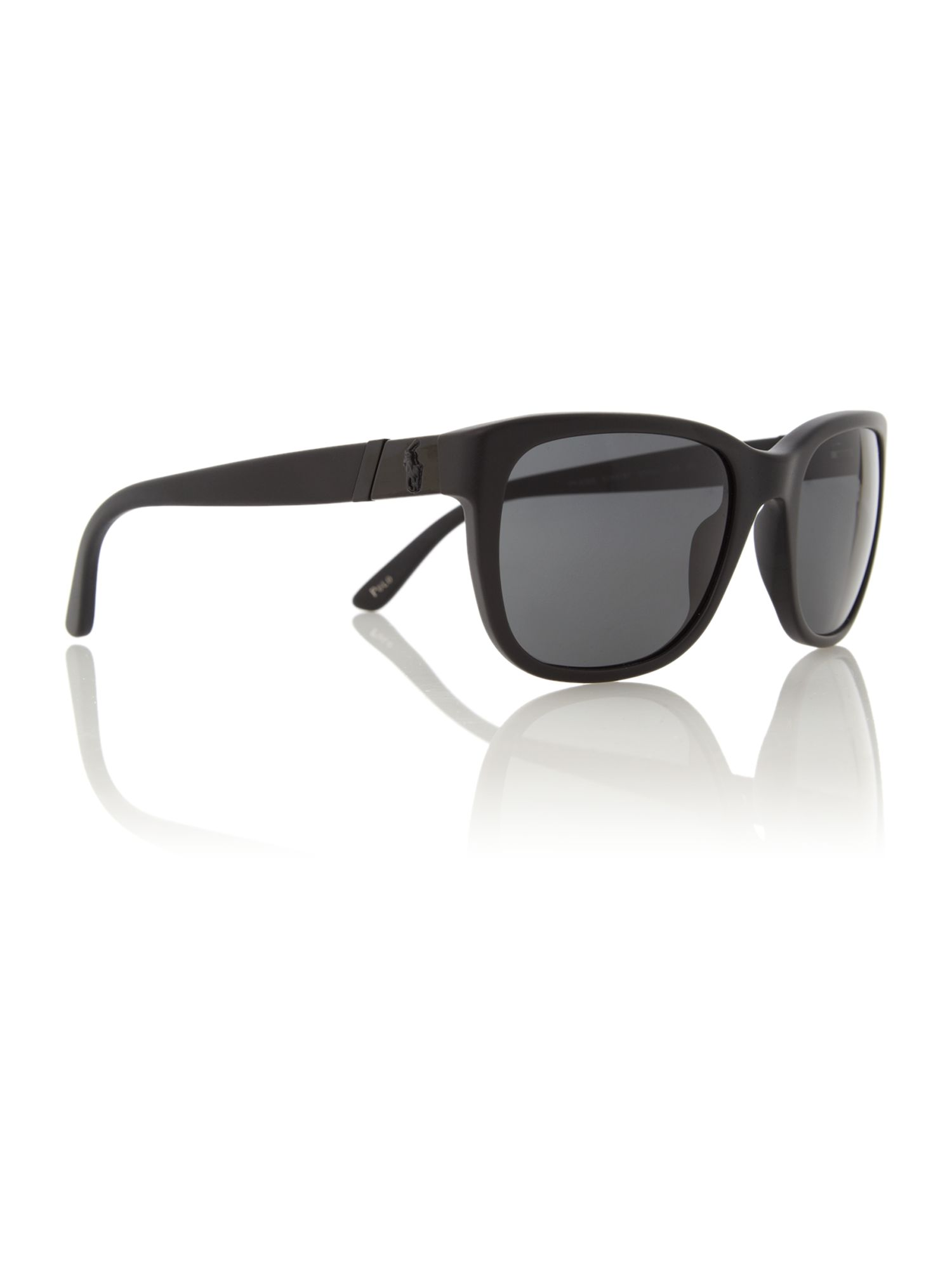 Mens PH4066 Pony & Stripes Black Sunglasses
