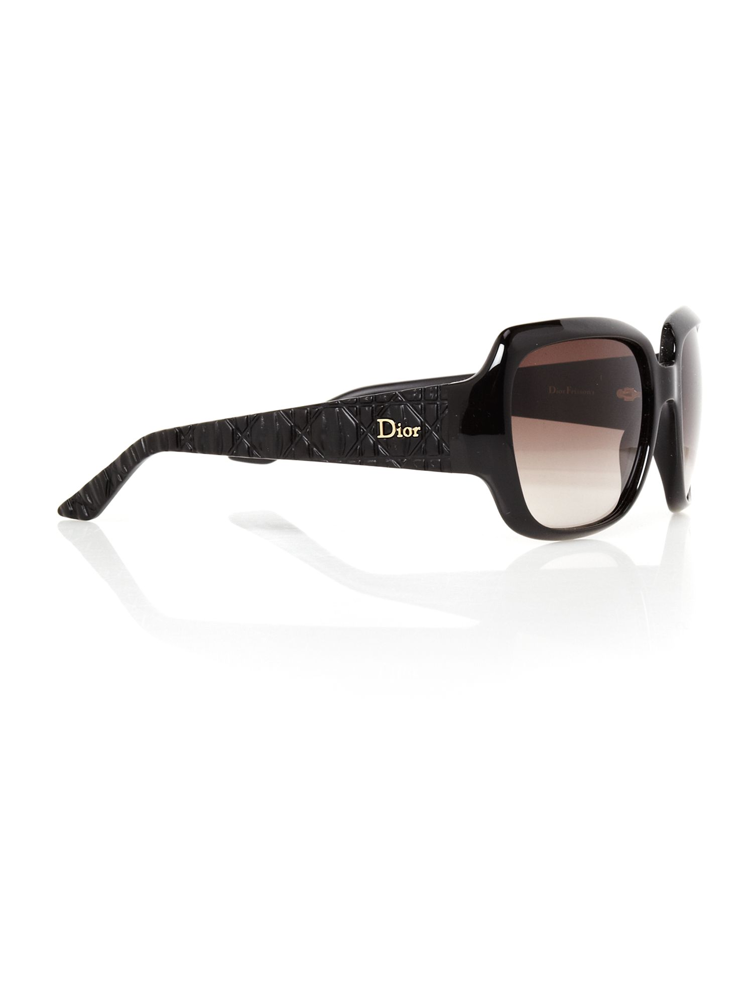 Ladies Frisson 1 Black Sunglasses