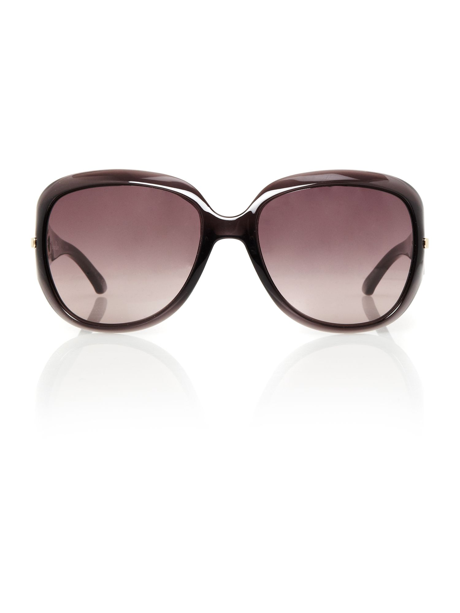 Ladies Precieuse Brown Sunglasses