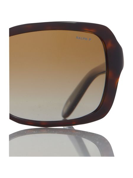 Ralph Ladies RA5130 Tortoise Sunglasses
