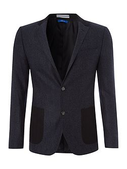 North single breasted blazer