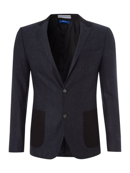 Peter Werth North single breasted blazer