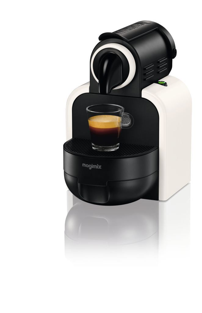 Essenza cofee machine with Aeroccino M100