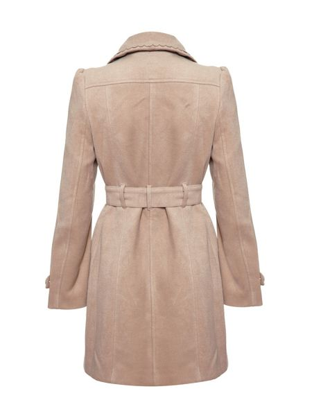 Yumi Belted coat