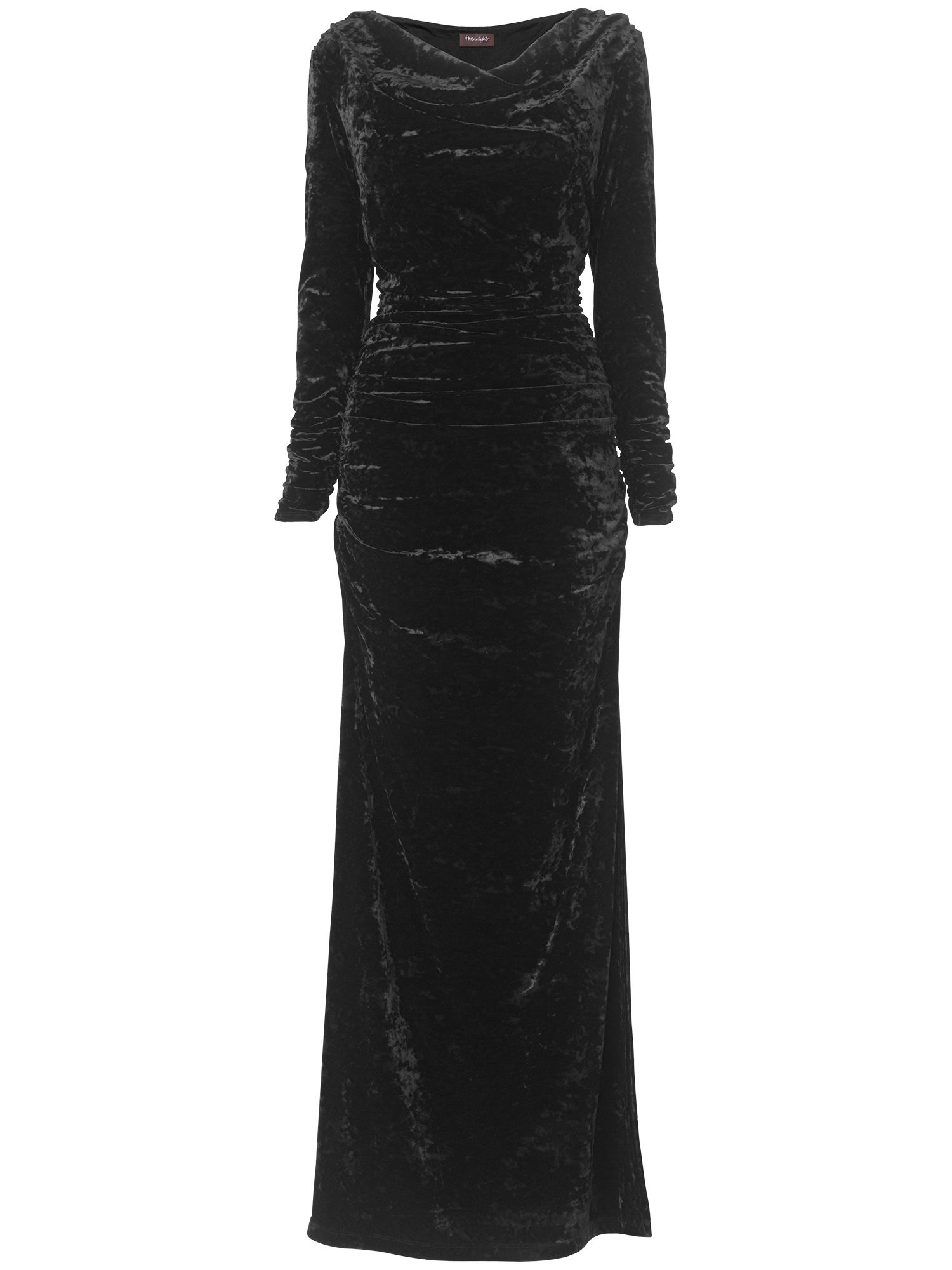 Dolores velvet dress