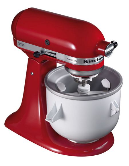 KitchenAid Ice cream maker 5KICA0WH