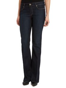 Paige Skyline bootcut jeans in Fountain
