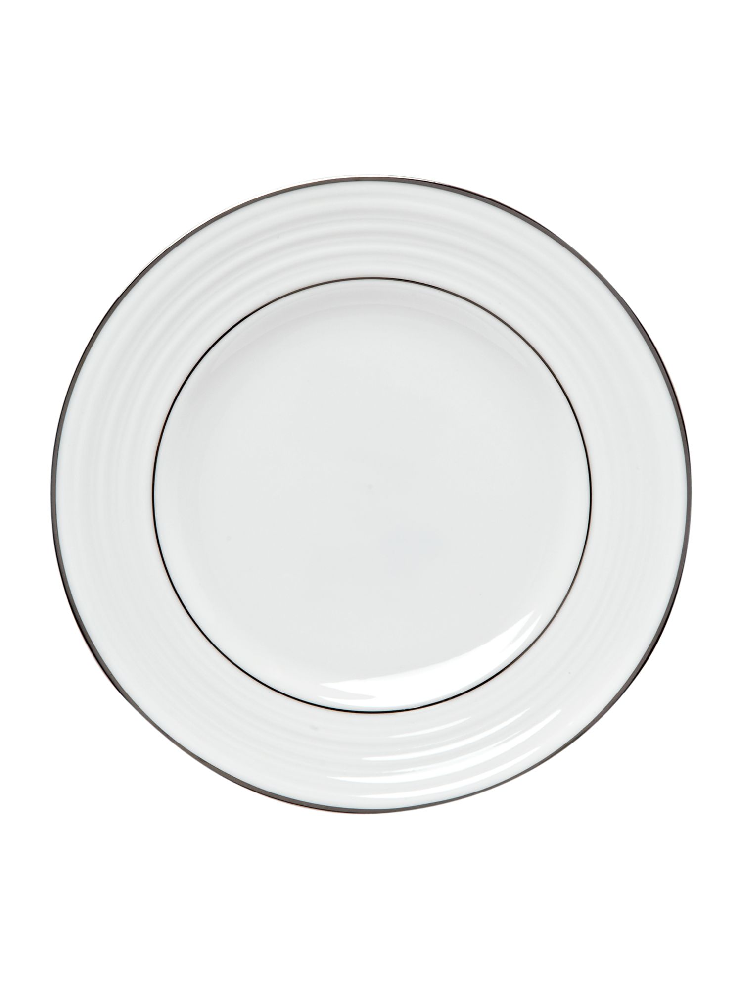 Soho platinum side plate