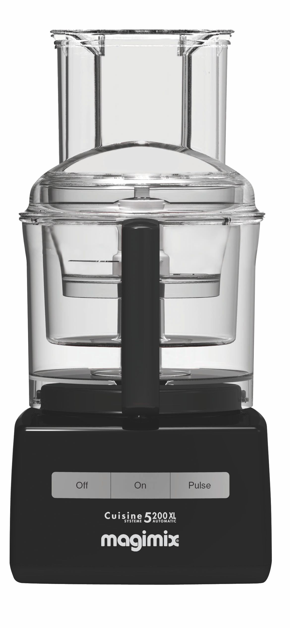 Black food processor 5200XL