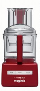5200XL Premium Food Processor Red