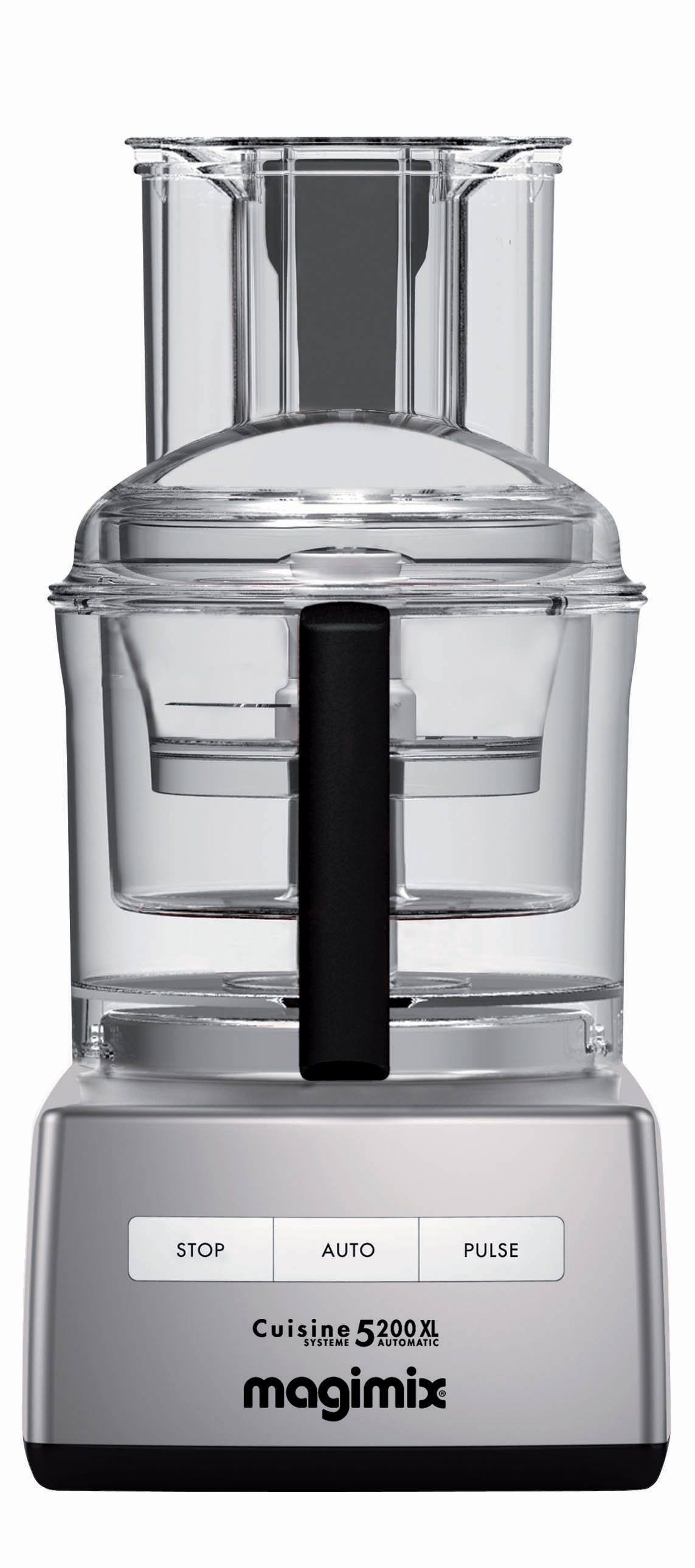 5200XL Premium Food Processor Satin