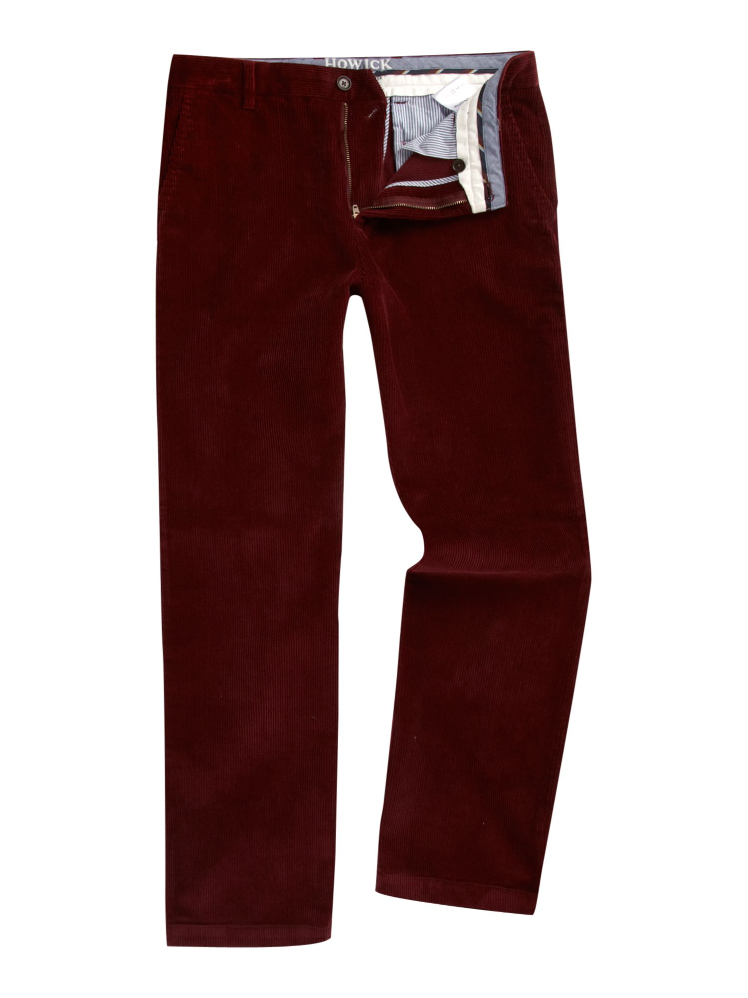 Spencer corduroy trouser