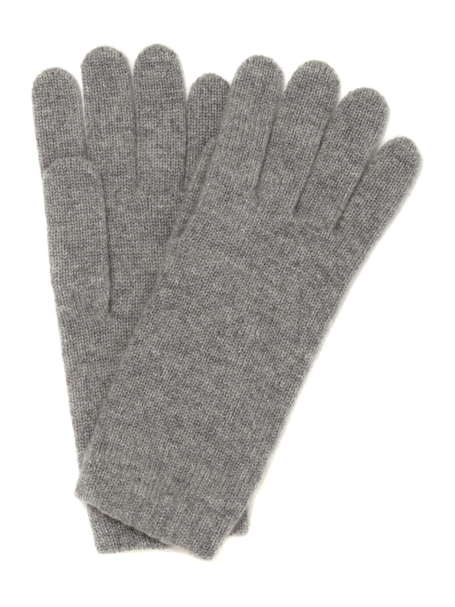 Cashmere knitted short glove