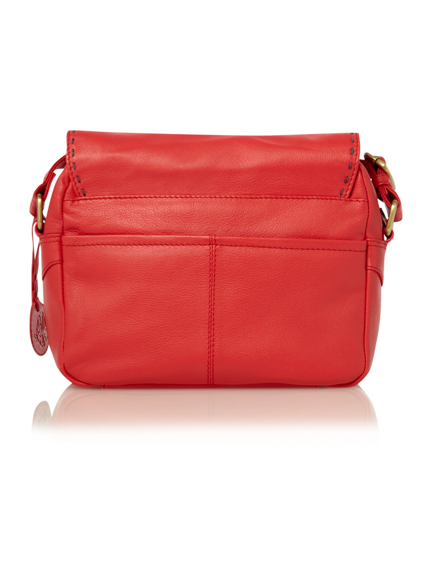 Suffolk cross body satchel bag