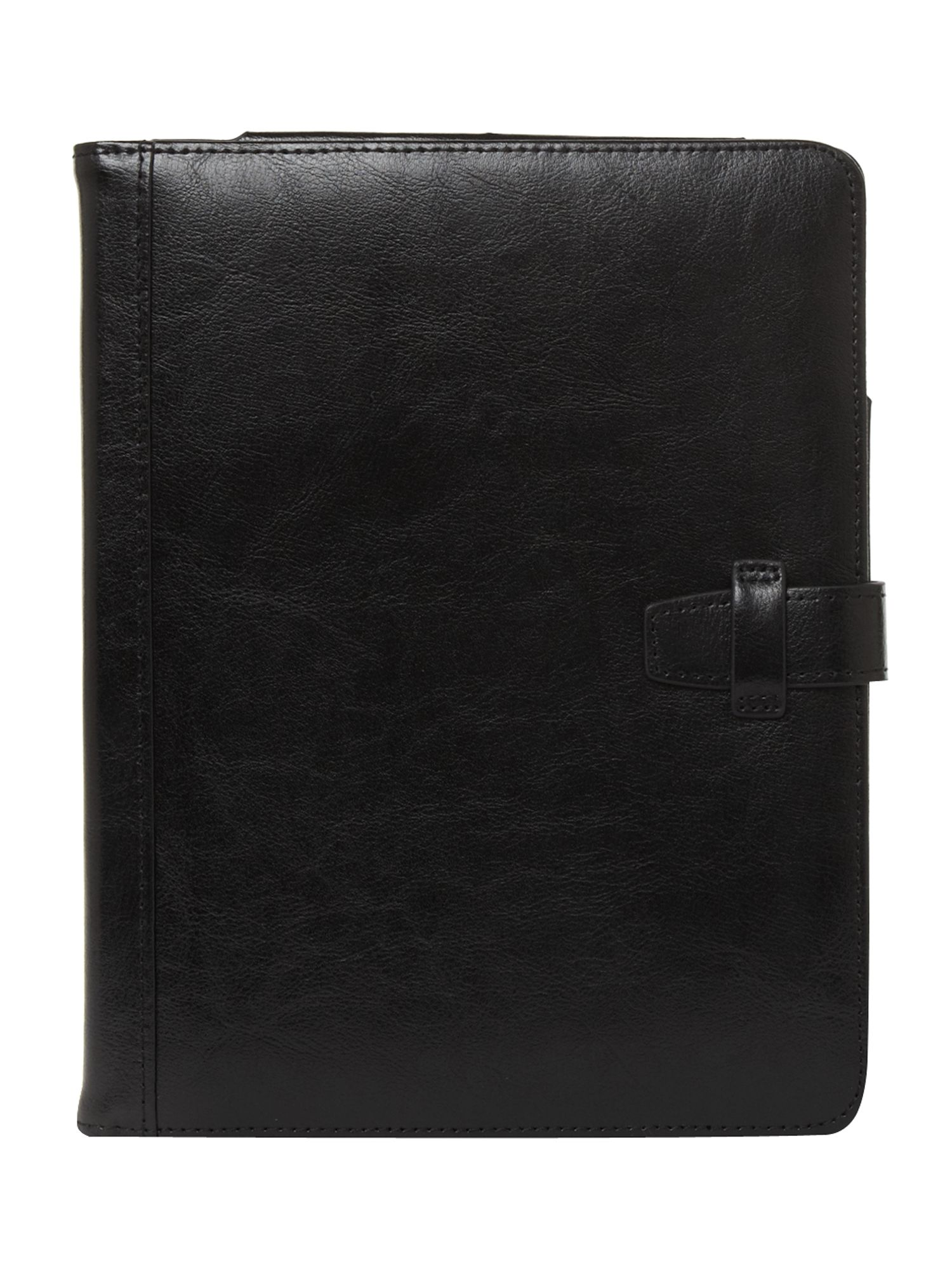Black Leather Ipad 2 Case