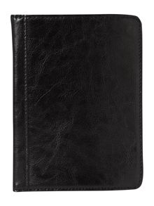 Linea Black Leather Kindle Case