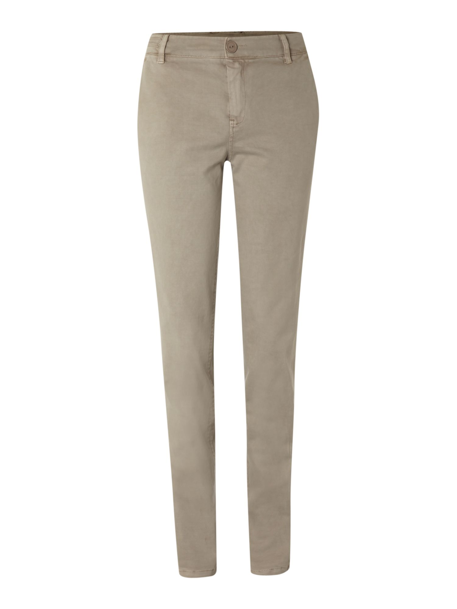 Ladies chino trousers