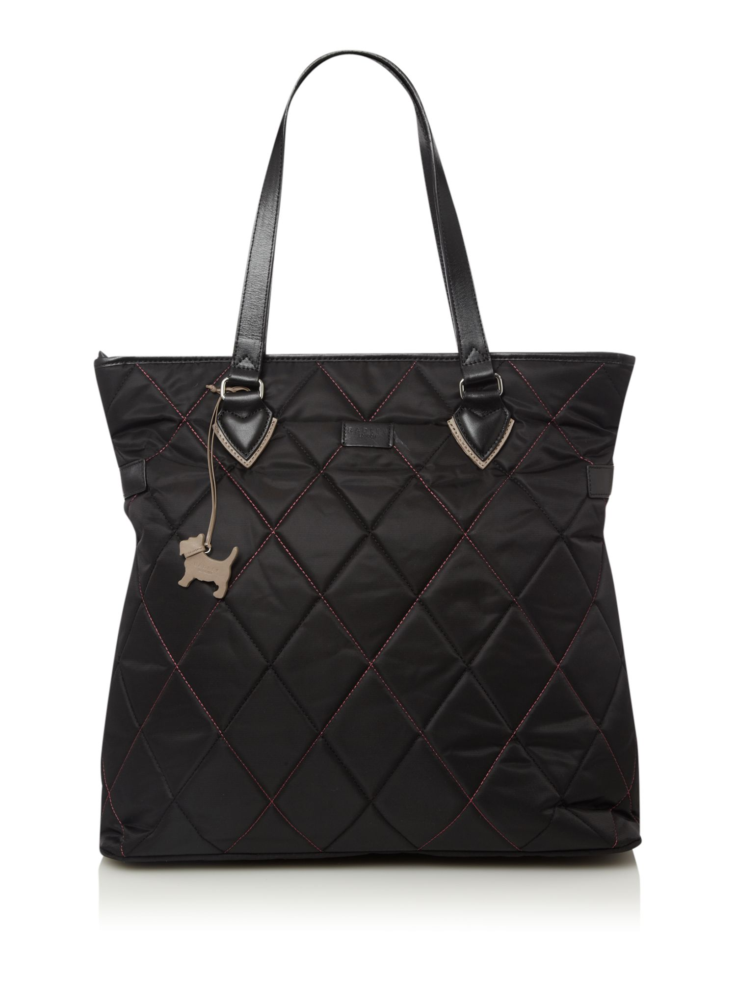 Ivy Large Grab Holdall Black