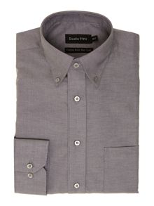 Long Sleeve Oxford Button Down Shirt