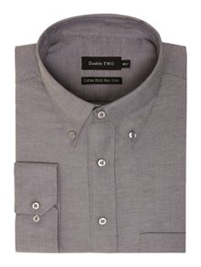Long Sleeve Oxford Non Iron Oxford Shirt
