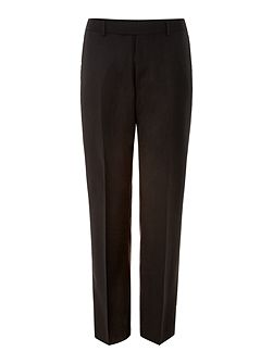 Men's Howick Tailored Fine Herringbone Formal Trousers