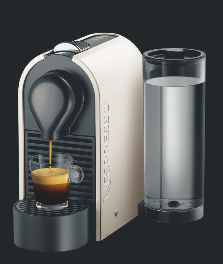 Nespresso U Coffee Machine with aero XN2501AP