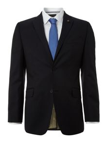 Carez the golden ewe regular fit suit jacket