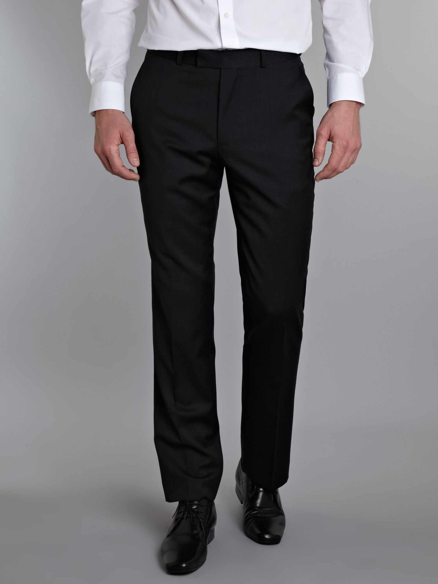 Golden ewe suit trouser