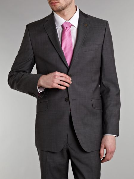 Ted Baker Sterling pindot classic suit jacket