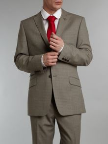 Sterling crosshatch suit jacket