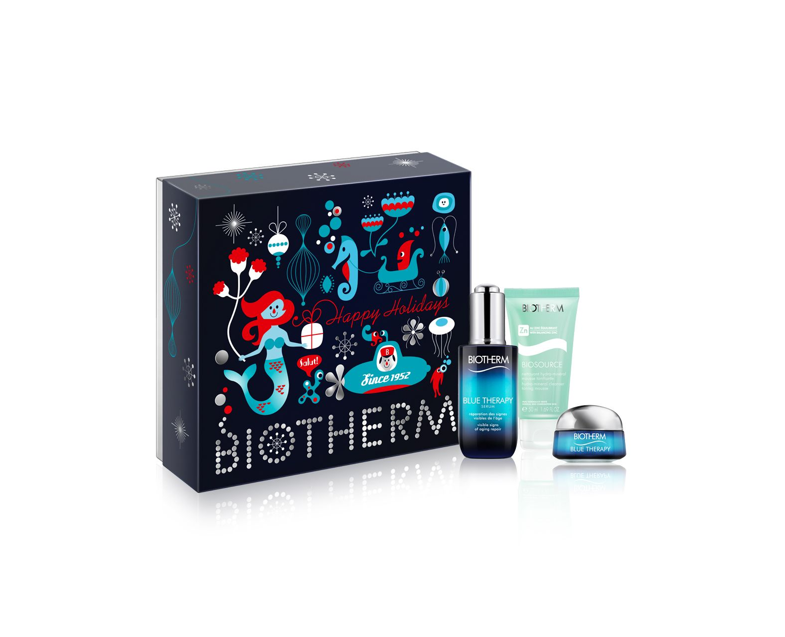 Blue Therapy Gift Set