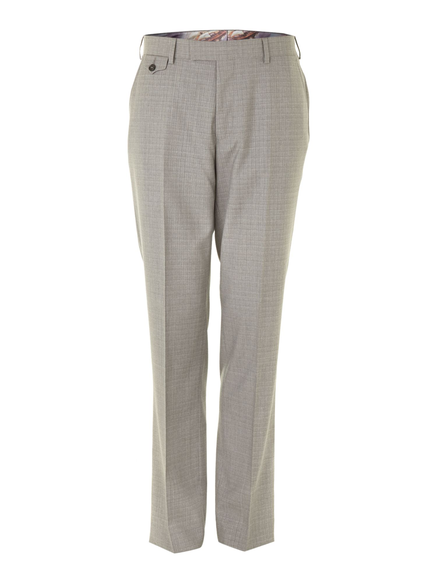Crosshatch sterling classic fit suit trouser