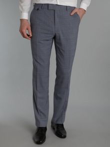 Multicheck sterling classic fit suit trouser